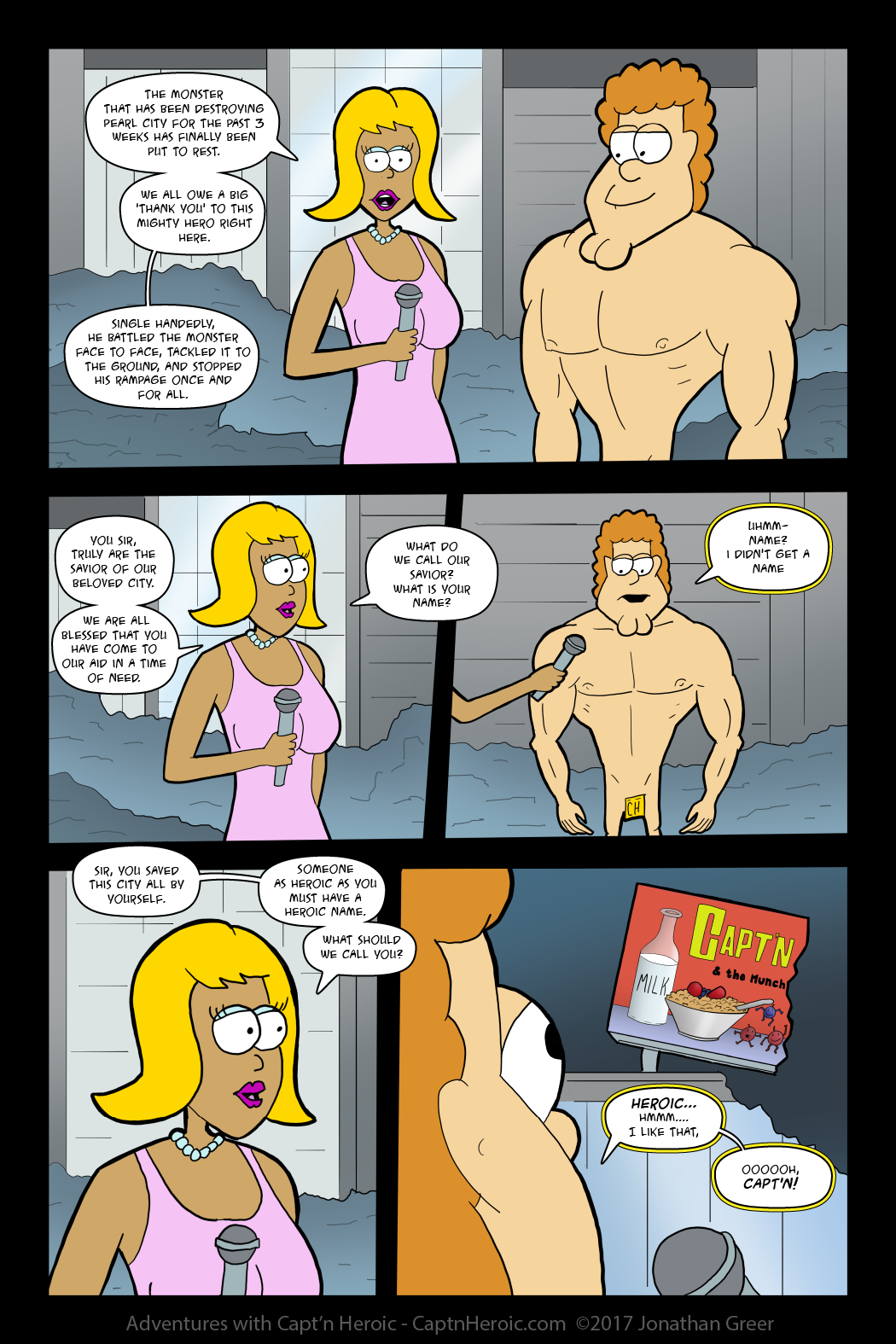 In the Beginning - Page 80